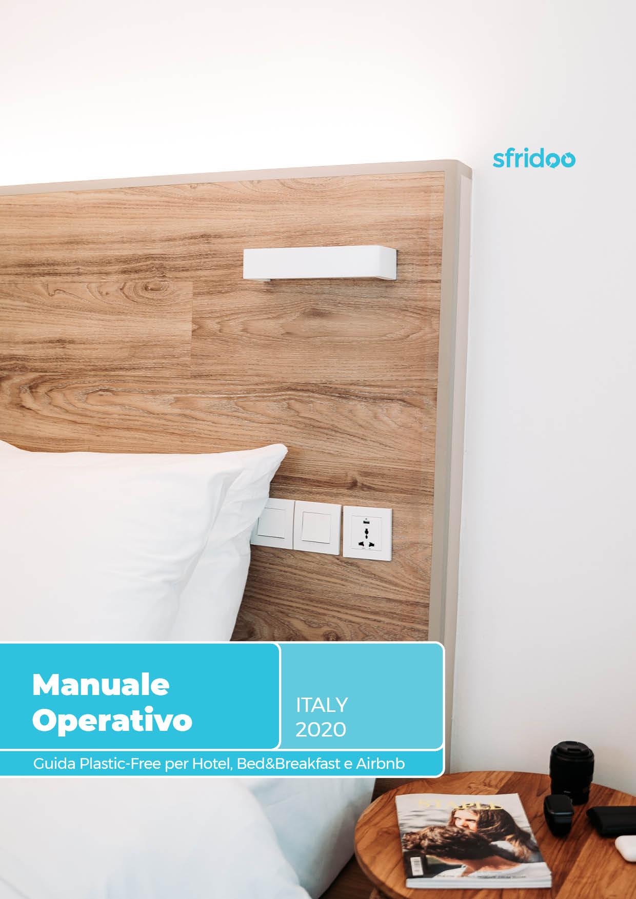 guida plastic-free hotel b&b airbnb